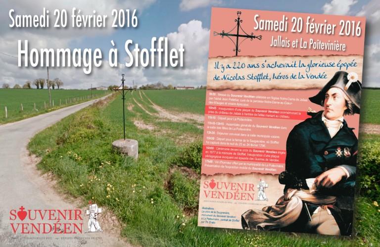 Assemblée générale du Souvenir Vendéen pour le 220e anniversaire de la mort de Stofflet