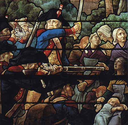 Journées annuelles du Souvenir Vendéen en mémoire des victimes des Colonnes infernales