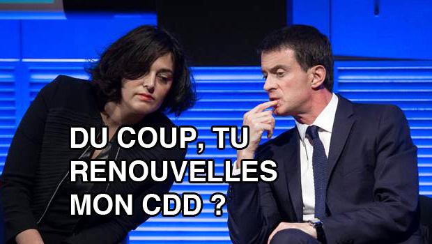 El Khomri, ministre, ne parle pas français !