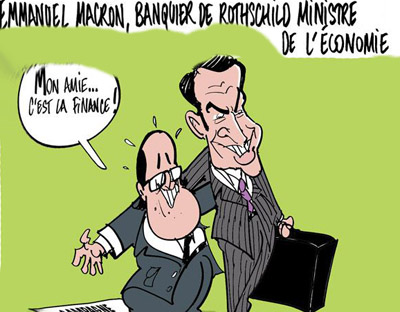 Macron, l'illusionniste!