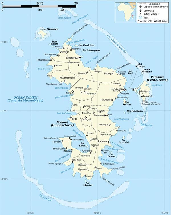 Les «oubliés» de Mayotte