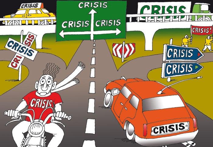 Crise française : aperçu multi-angles.