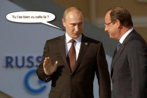 Europe-Russie : intérêt ne signifie pas amitié !