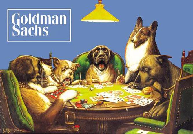« Pantouflage » de José Manuel Barroso chez ses amis de Goldman Sachs