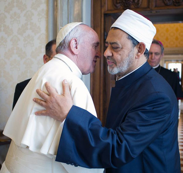 De l'Islam à Bergoglio ; réflexion