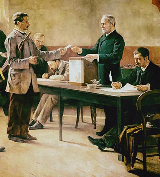 Éditorial, décembre 2016 : Le suffrage universel en question ?