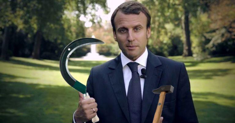Macron : étoile montante de l'apolitique actuelle
