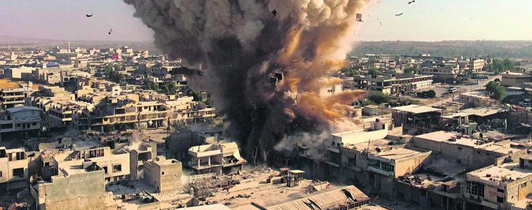 Alep : ce qu'on ne dit pas…