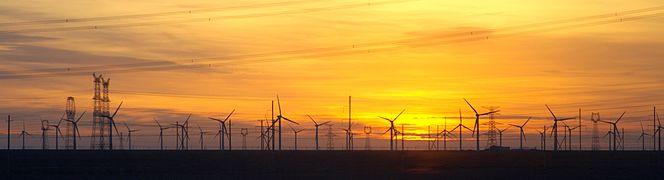 Éoliennes et fourniture d'énergie ; canular