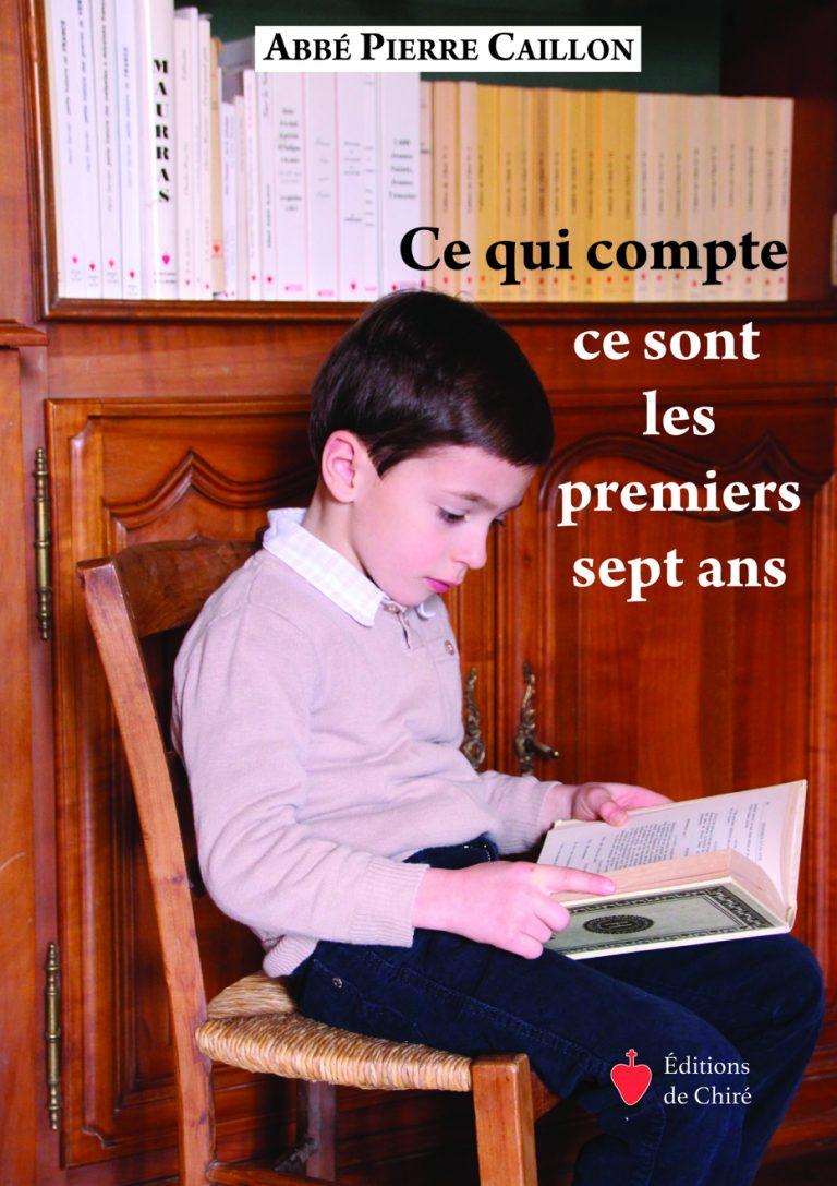 Montessori : « Ce qui compte, ce sont les premiers 7 ans »
