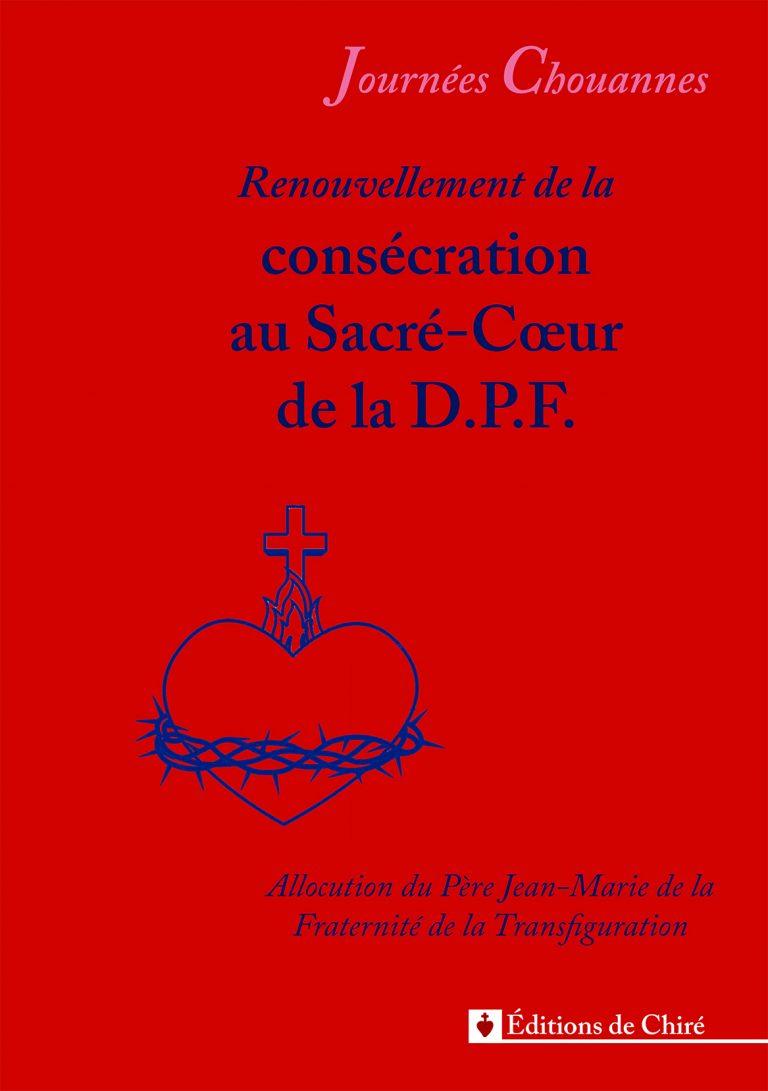 Journées chouannes 2016 – 08 – Renouvellement de la consécration