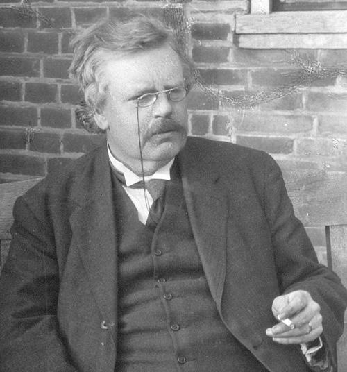 Chesterton, analyste de nos «dissociétés» actuelles