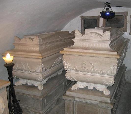 Le tombeau du roi CharlesX