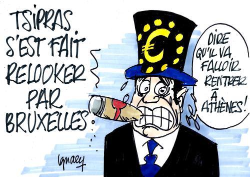 Comment l'Eurogroupe impose ses diktats