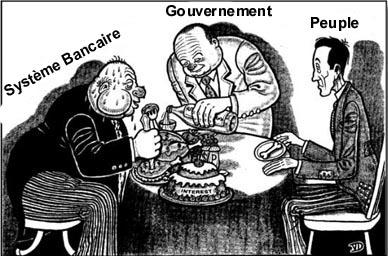 Impossible réorganisation du secteur bancaire
