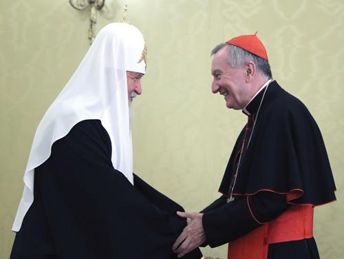 La vision mondialiste du pape François