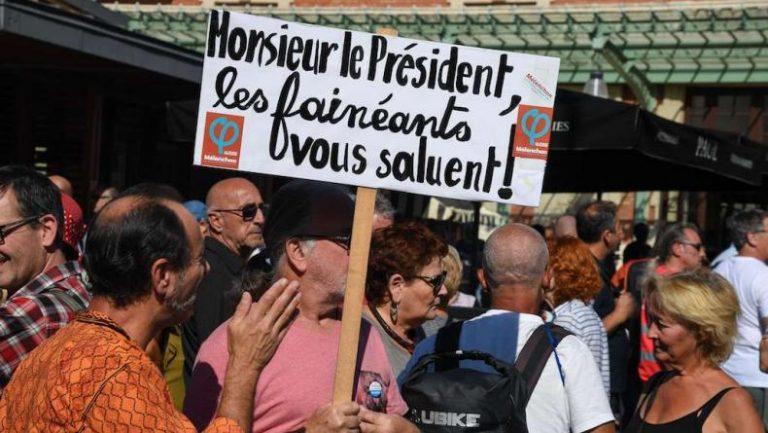 Le pays le plus fainéant du monde ? … C'est la France!