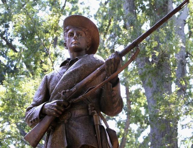 Débats aux États-Unis sur les monuments «Sudistes»