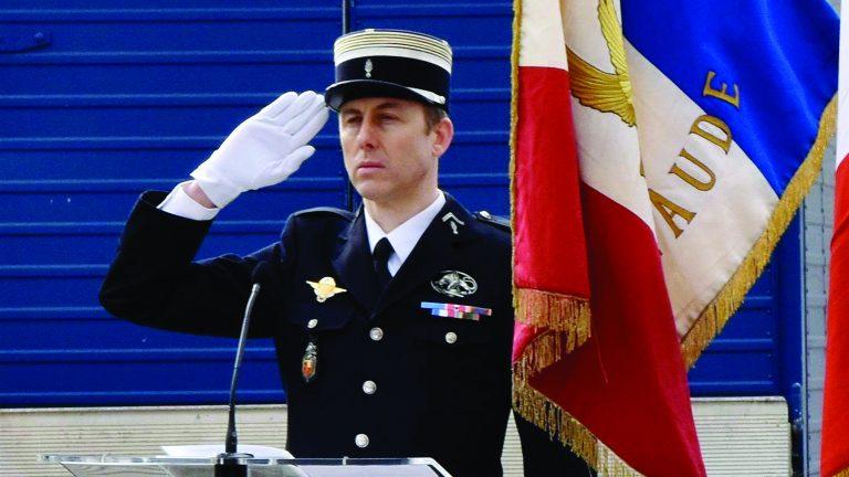 In memoriam Arnaud Beltrame 8 avril 1973-24 mars 2018. République, c'est par toi que je meurs…