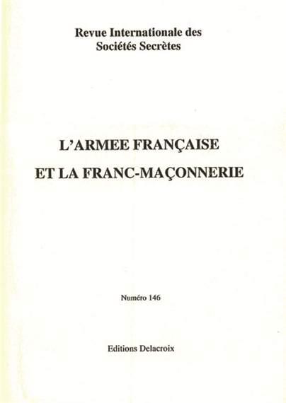 L´Armée française et la franc-maçonnerie