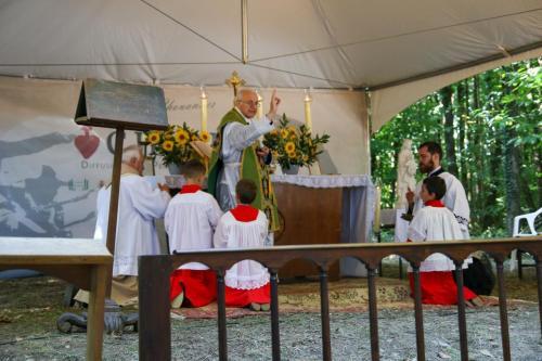 messe avant communion